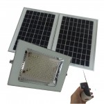 Buy quality 12V solar floodlight online today. BlackFrog Solar are specialists in solar lighting.