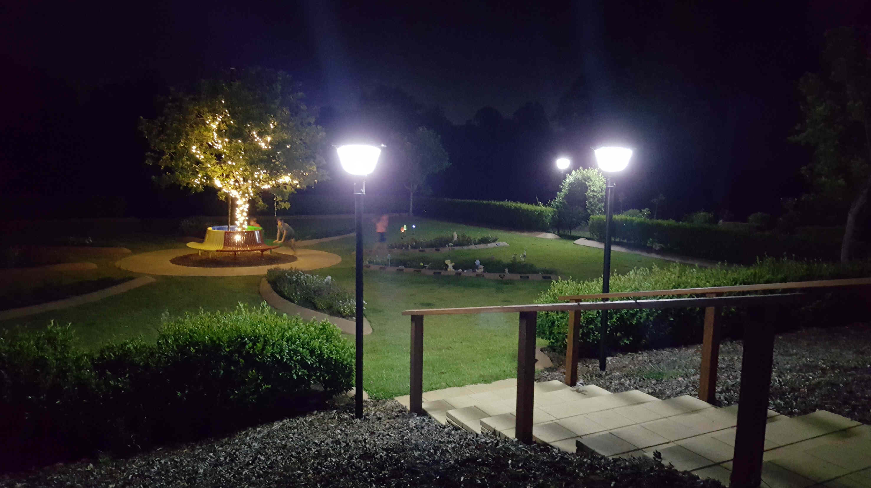button to view our range of high quality solar powered post lights. BlackFrog Solar lights and outdoor garden lighting