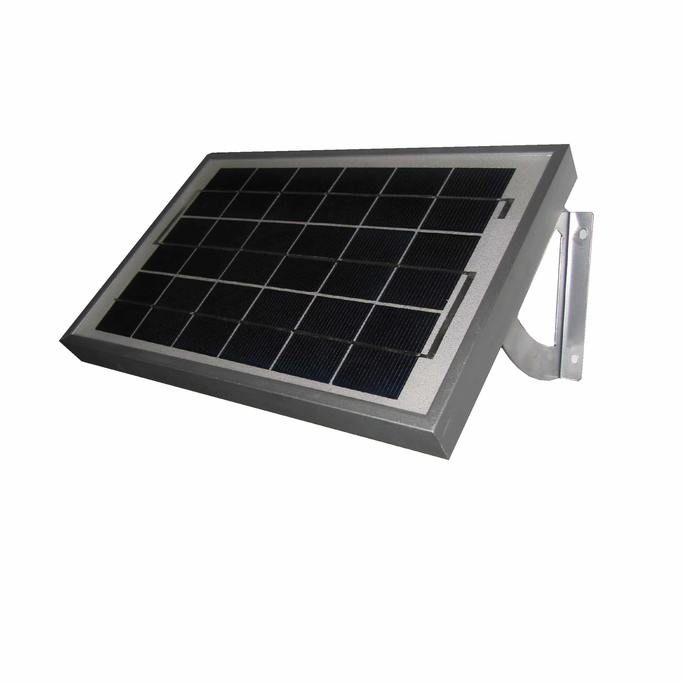 Solar Wall Lighting: Stainless Steel Steller Up/Down - BlackFrog Solar