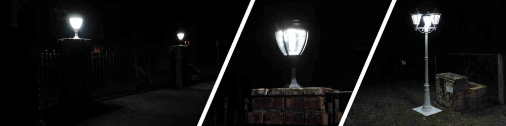 Buy quality solar lamp posts and solar pillar lights online today.  BlackFrog Solar are a leading supplier of high quality solar garden lights. Best quality, best price, best service