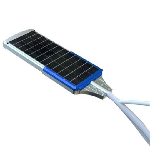 Council Solar Lighting by BlackFrog Solar