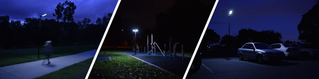Buy solar street lights and solar footpath lights online today. BlackFrog Solar sell a range of high quality solar street lighting suitable as public footpath lighting, car park lighting and other public outdoor space lighting.