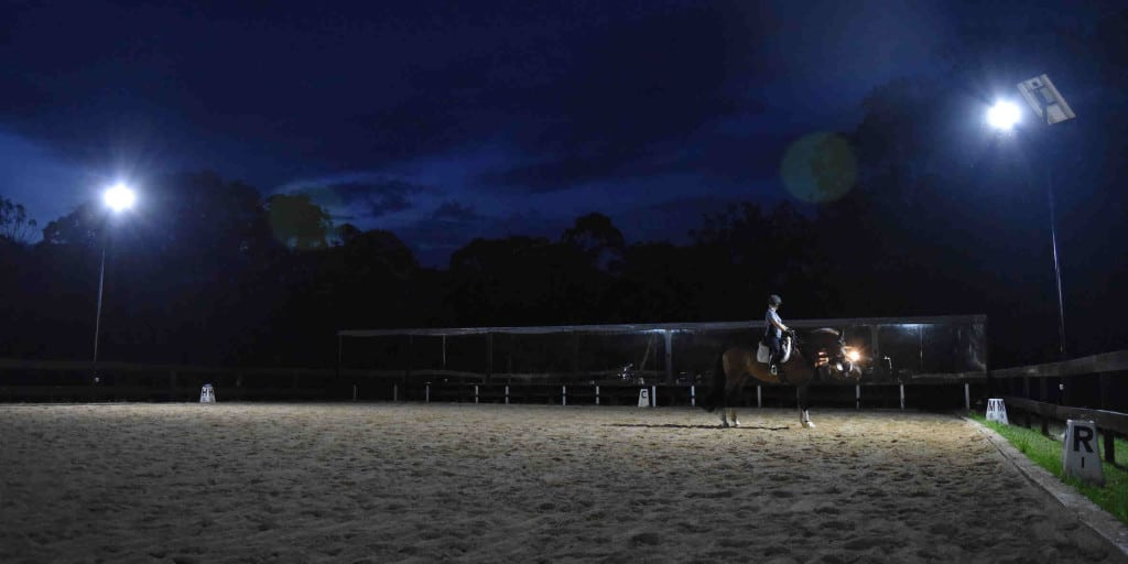 How Do I Light My Horse Arena With Solar Lights