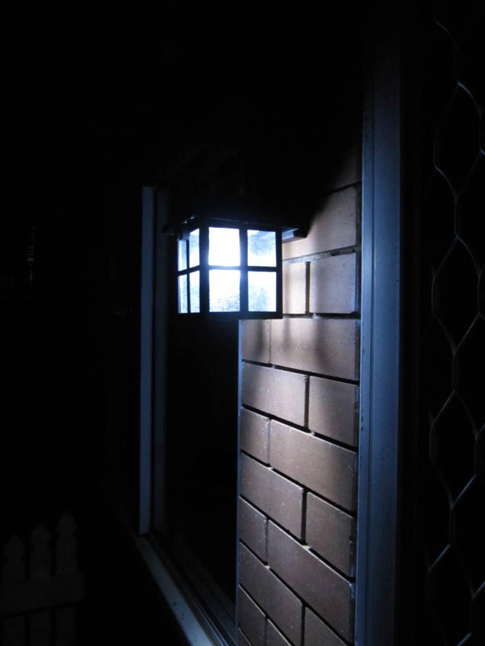 Quality Solar Wall Lights : Solar Wall Lantern: Coach - BlackFrog Solar