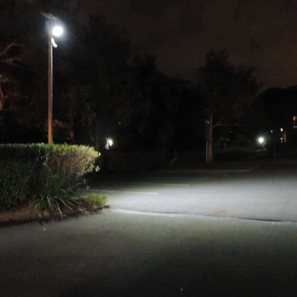 Buy commercial quality solar security light online today. BlackFrog Solar are specialists in solar flood lights and solar street lights