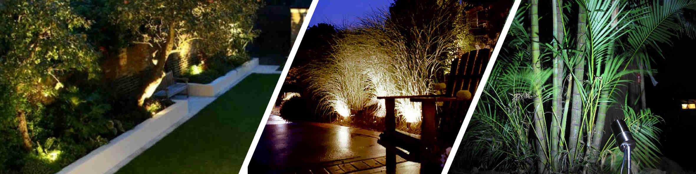 Solar Garden Spot Lights ...