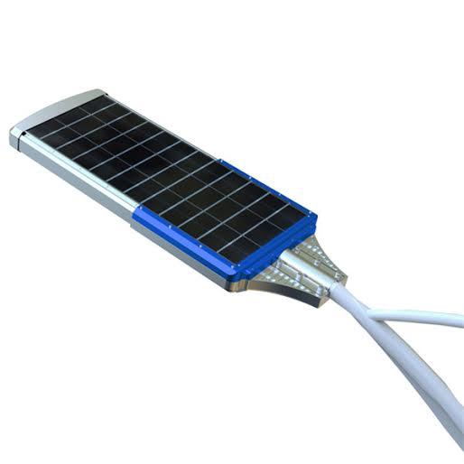 Council Solar Lighting by BlackFrog Solar