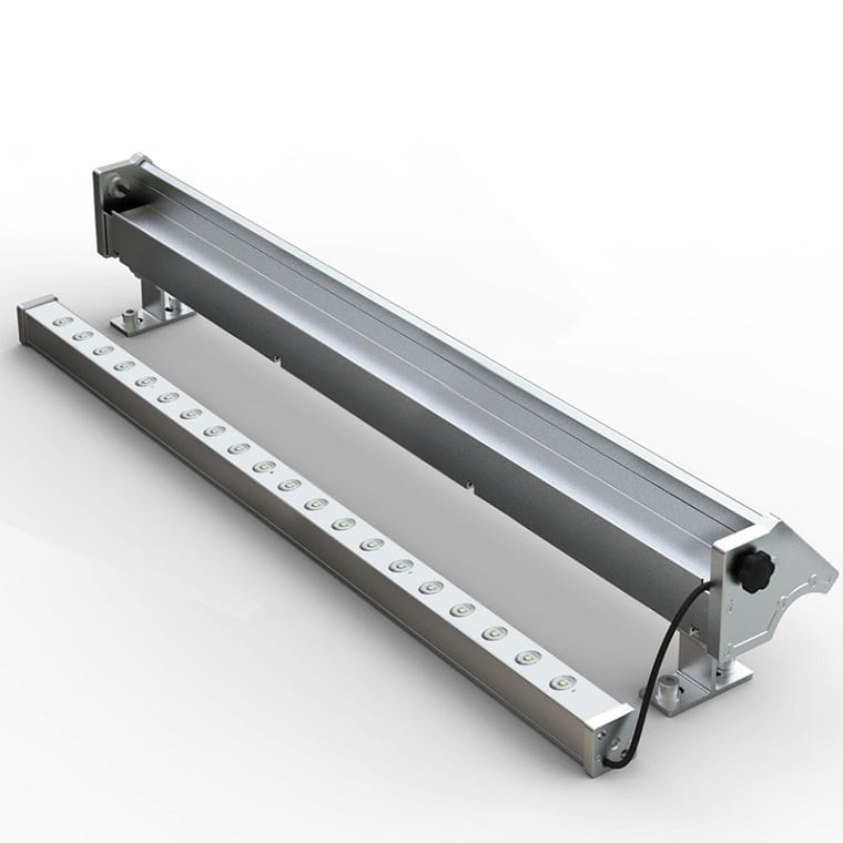 Buy bright and reliable solar sign light online from BlackFrog Solar. Ideal wall washer light