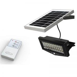 Buy quality solar LED flood lights online today. BlackFrog Solar are specialists in solar lighting and solar flood lights.