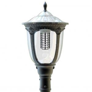 Buy quality solar lamp post for commercial applications online today. BlackFrog Solar are a leading supplier of quality solar lights that are built to last