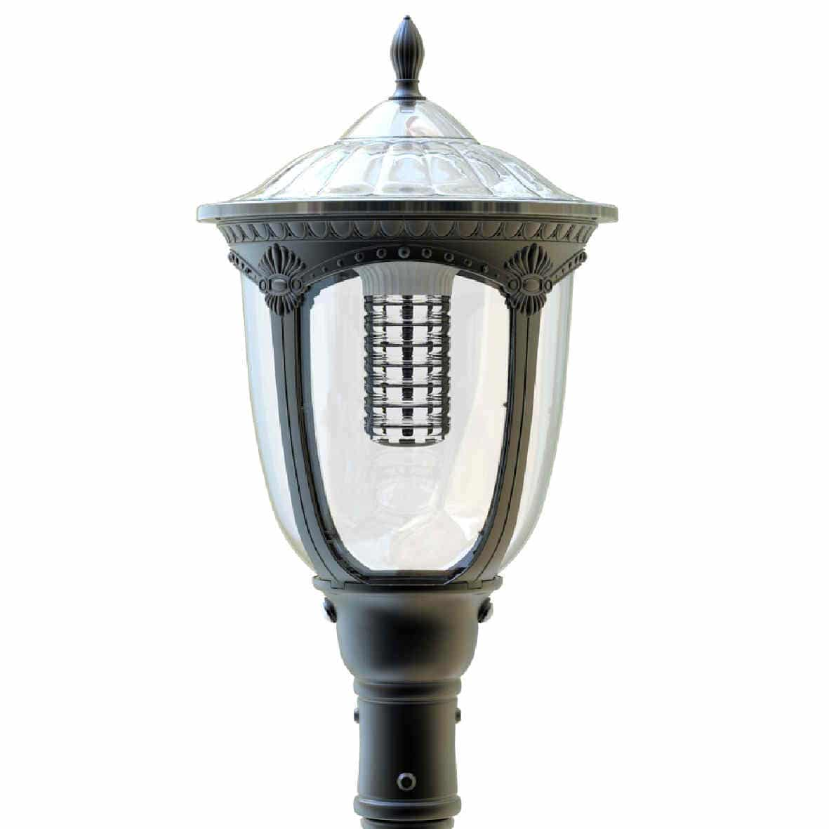 Image Of Blackfrog Solar S Royal2000 Solar Lamp Post