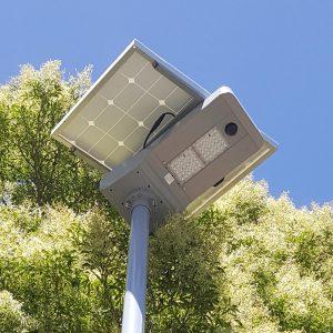Buy solar street lights from BlackFrog Solar online today. Solar street lighting for car parks and pathways