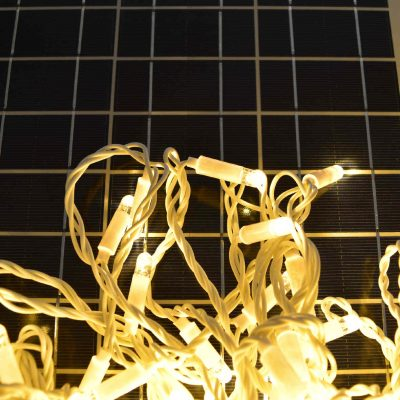 Buy the best commercial grade solar LED fairy lights on the market online today. BlackFrog Solar have designed and developed these amazing solar fairy lights to rival the best mains powered fairy lights but with all the benefits of solar energy