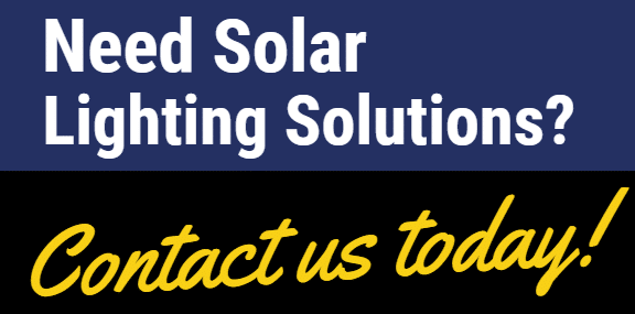 Need solar lighting solutions