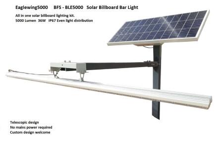 Eaglewing5000 - Billboard sign light BlackFrog