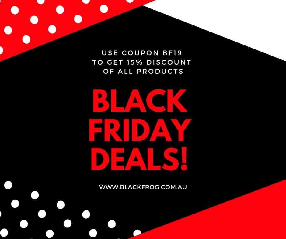 BF BlackFrog Deals
