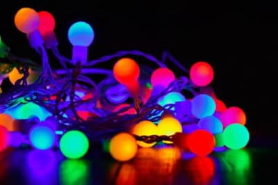 fairy lights colours