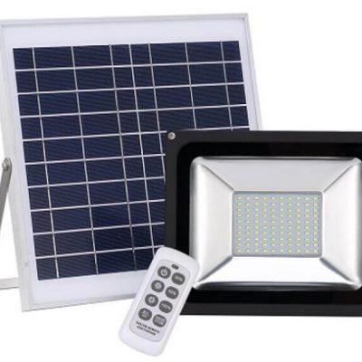 diamond 70 solar floodlight