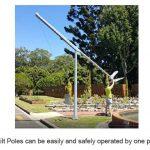 diamond70 tilt poles