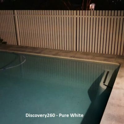 Discovery260 warm white night