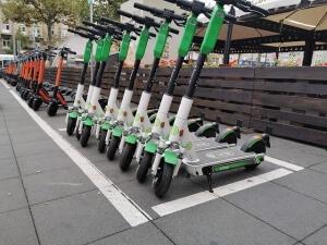 E-scooter image